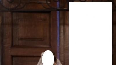 Suknia ślubna w stylu  Empire z różową szarfą (ciążowa) r. 38/40 z welonem