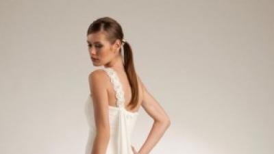 Suknia ślubna w stylu greckim Athena 36/38