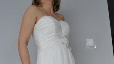 Suknia Ślubna w stylu greckim C971 CLASSA