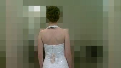 Suknia ślubna, welon, bolerko