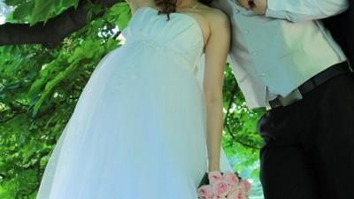 Suknia Ślubna  + welon + bolerko