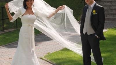 Suknia ślubna White One 176