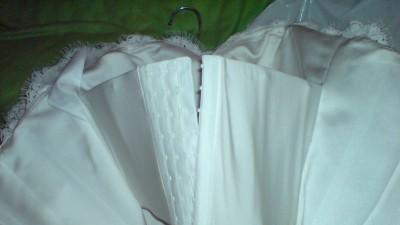 Suknia ślubna White One 435- stan idealny