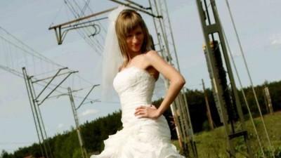 SUKNIA ŚLUBNA - WHITE ONE KOLEKJA 2009