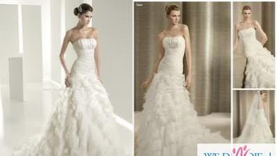 Suknia Ślubna White One model 6209 2011 (Teide)
