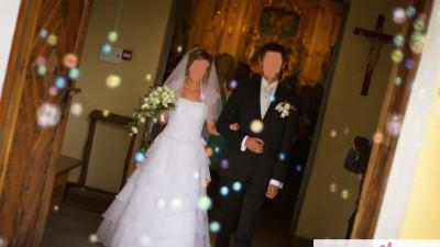 Suknia ślubna WINGS 2011