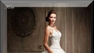 Suknia ślubna. Wyprzedaż Wyjątkowych sukien ślubnych