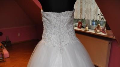 Suknia ślubna wzór demetrios 2705