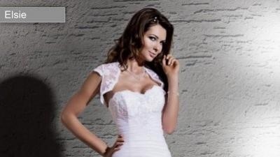 Suknia  ŚLUBNA  z  1.800 zł na 750 zł ! ŻYWIEC