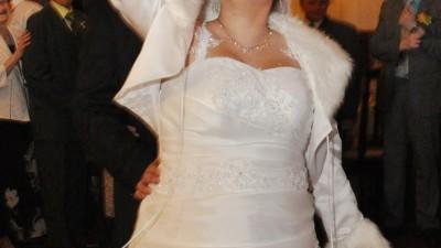 Suknia ślubna z Ekskluzywnego  salonu Karina