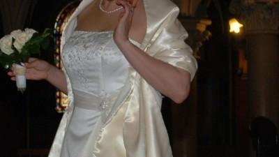 Suknia ślubna z klasą