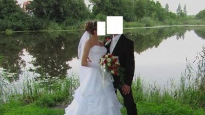 Suknia ślubna z kolekcji 2007 SINCERITY 3225