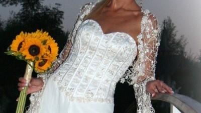 suknia ślubna z kolekcji 2008