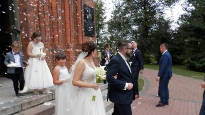 Suknia ślubna z kolekcji 2018 z salonu Diana rozm. 38