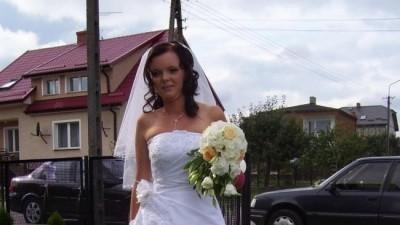 Suknia Ślubna z kolekcji Gala