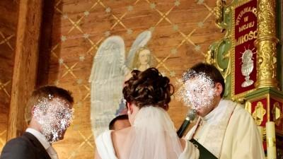 Suknia ślubna z kolekcji Julia Rosa (2010) JEDYNA TAKA!!!