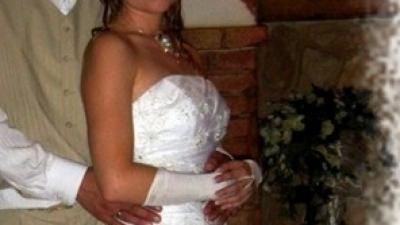 Suknia ślubna z kolekcji MSModa