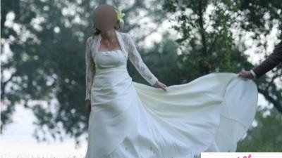 Suknia ślubna z kolekcji Mystic Cymbeline  TANIO