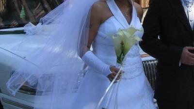 Suknia ślubna z kolekcji Sensual