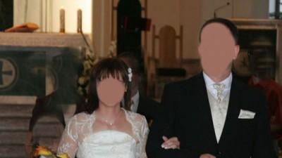 suknia ślubna z koronki