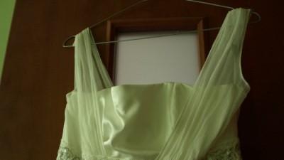 Suknia ślubna z Londynu - 700 zł