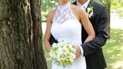 suknia ślubna z najnowszej kolekcji!!!