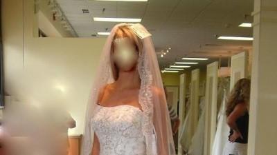 Suknia slubna z najwiekszego salonu w USA