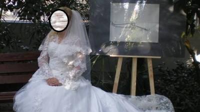 Suknia ślubna z rękawami - wzór Kate Middelton