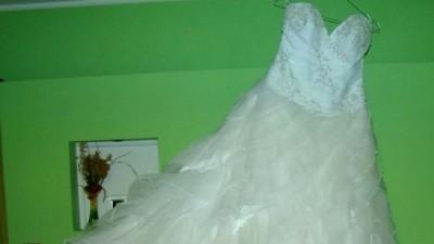 Suknia Ślubna z salonu La Mirage