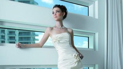 suknia ślubna z salonu Madleine