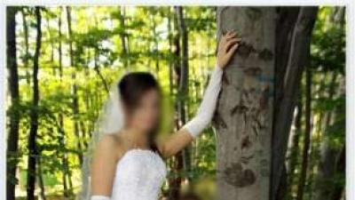 Suknia ślubna z salonu OBSESJA