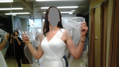 Suknia ślubna z Salonu Sarah
