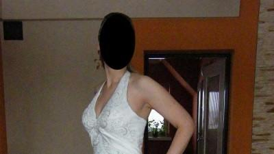 Suknia ślubna z salonu Tylko Ona model Herm's Flo