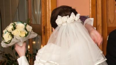 Suknia ślubna z salonu Urszuli Mateja