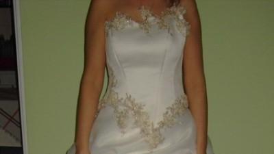 Suknia ślubna z salonu VICA