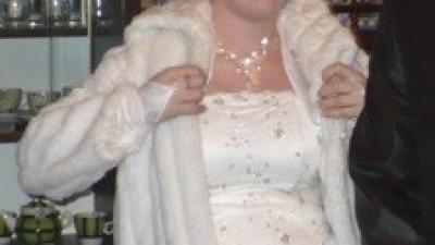 Suknia ślubna za 110zł