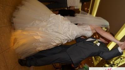 Suknia ślubna za małe pieniądze