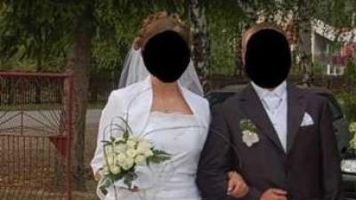 suknia ślubna zakrywająca brzuszek i biodra