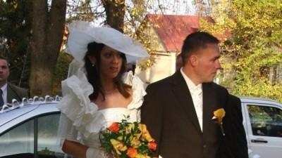 Suknia ślubna ze stylem...