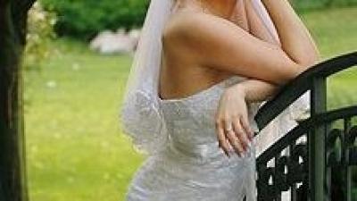 suknia śubna z najnowszej kolekcji!!