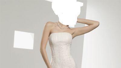 suknia śubuna Elianna Moore Alessia koronkowa