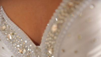 suknia Svarowskiego