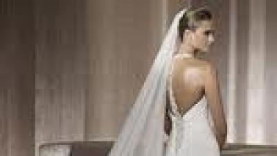 suknia szyta na wzór PRONOVIAS PELICANO