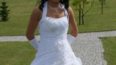 Suknia typu księżniczka!!! piękna uszyta z tiulu