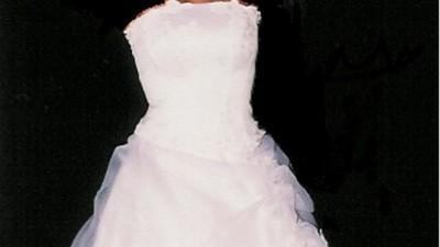 Suknia  w rozmiarze 36