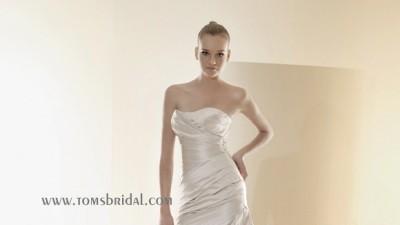 suknia White One 411