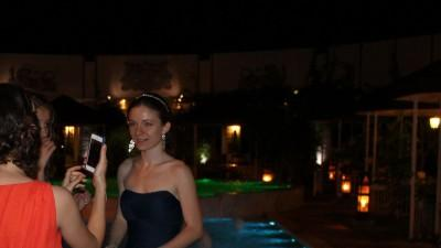 Suknia wieczorowa PRONOVIAS (Fiesta), rozm S