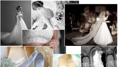 Suknia + wiele dodatków