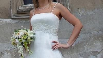 suknia z kolekcji Gala 2012