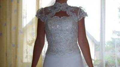 Suknia z kolekcji Isabel, model Figaro